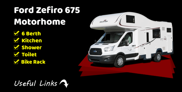 Campervan Hire & Motorhome Hire